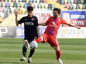 TFF 1. Lig: Altınordu: 1 - Ümraniyespor: 0