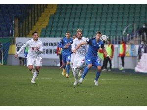 Süper Lig: Çaykur Rizespor: 0 - Demir Gurup Sivasspor: 0 (Maç sonucu)