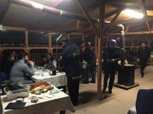 Müşteri kabul eden restoranlara 236 bin 400 lira para cezası