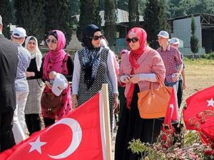 Bosna Hersek'ten Soma'ya ziyaret