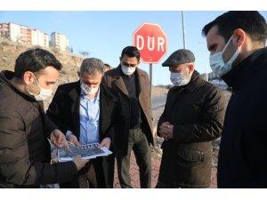 """Başkan Çolakbayrakdar:  """"Vatandaşlarımızın yaşamaktan keyif alacağı bir Kocasinan inşa ediyoruz"""""""