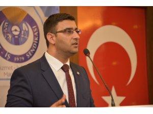 """Karafil: """"HAK-İŞ yerli ve milli duruşundan asla taviz vermedi"""""""