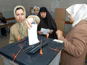Suriyeliler oy kullanmaya başladı