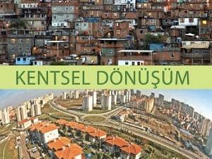 Kentsel dönüşümü hızlandıracak iki öneri