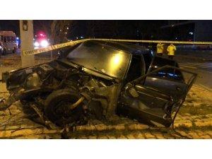 Denizli'de son 1 haftada 1'i ölümlü 98 trafik kazası meydana geldi
