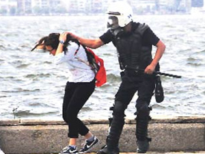 İzmir'deki Gezi Parkı odaklı eylemler