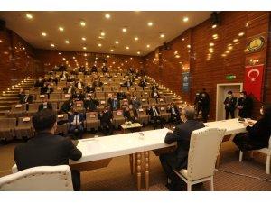 Şahinbey'de belediye meclis toplantısı yapıldı