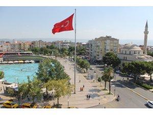 Aydın'da haftasonu kısıtlaması kaldırıldı