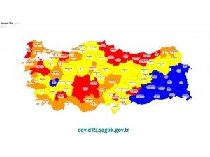 Orta riskli konumunda bulunan Denizli'de alınacak yeni kararlar!