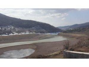 İstanbul'a su sağlayan barajda doluluk yüzde 31 oldu