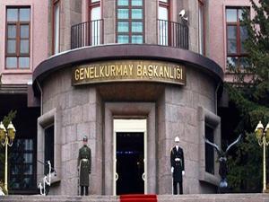 Genelkurmay Başkanlığı'ndan PKK açıklaması