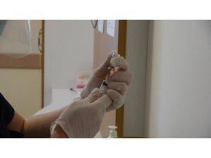 Trakya'da 244 bin 278 kişiye aşı uygulandı