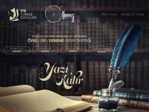 """YTB """"Türkçe Ödülleri Yunus Emre Özel"""" yarışması düzenliyor"""