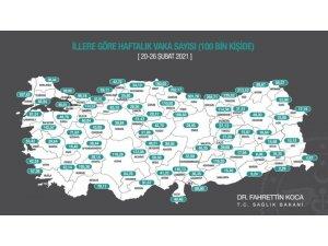 59 bin 952 vakanın 13 bin 19'u Karadeniz'de