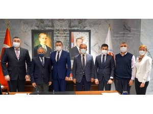 GAÜN'den Ukrayna ile işbirliği protokolü