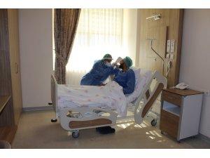 Çarşamba Devlet Hastanesi'nde ek önlem