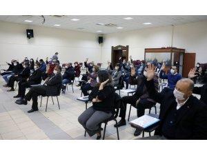 Kırsal mahalle tespit çalışması meclis komisyonlarına havale edildi
