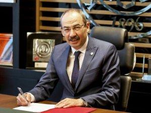 """Başkan Gülsoy : """"Şubat ayında 252 milyon 643 bin dolar ihracat yaptık"""""""