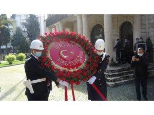 Hatay'ın ilk ve tek Cumhurbaşkanı Tayfur Sökmen vefatının 41. yılında anıldı
