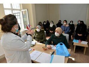 Yıldırım'da yaşayan yabancılar için Türkçe eğitimi