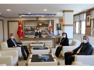 """Özdemir: """"Samsun-Vezirköprü karayolu Havza geçişi halkın can ve mal güvenliği acısından önemli"""""""
