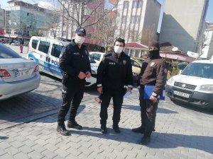 Manyas'ta polis denetimlerini arttırdı