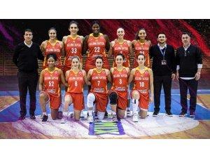 Bellona Kayseri Basketbol hızlı hücumda etkili oldu