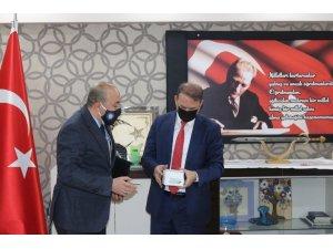 """""""Zonguldak Okuyor"""" projesine başarı belgesi"""