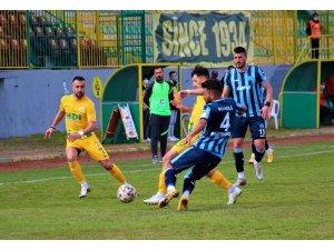 TFF 3. Lig: Darıca Gençlerbirliği: 0 - Belediye Kütahyaspor: 1