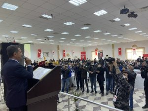 """TDP Genel Başkanı Mustafa Sarıgül: """"Trakya Balkanların Dubai'si olacak"""""""