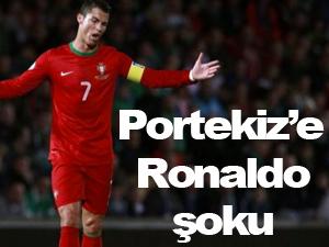 Ronaldo yetişebilecek mi?