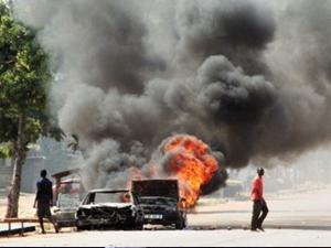 Orta Afrika Cumhuriyeti'ndeki olaylar