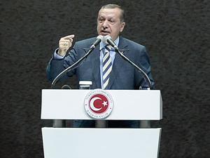 Erdoğan'dan Gezicilere şok sözler