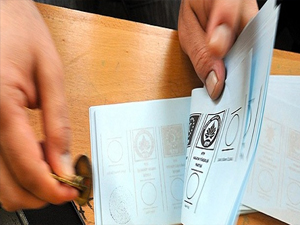 1 Haziran seçim sonuçları belli oldu
