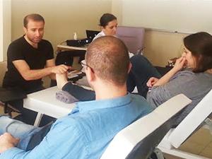Refleksoloji sertfika kursları veriyor