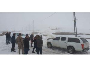 Tatvan'da helikopter düştü