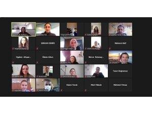 Çerkezköy TSO'nun online eğitimine yoğun ilgi