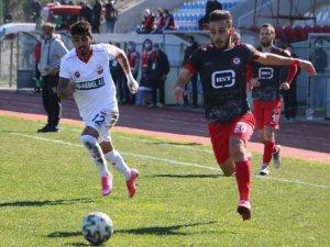 TFF 2. Lig: Zonguldak Kömürspor: 1 - Kahramanmaraşspor: 1