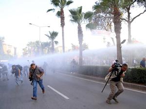 Gezi'nin yıl dönümünde Taksim'de son durum!