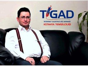 TİGAD'ın Kütahya İl Temsilciliği görevine Ali Yerli atandı