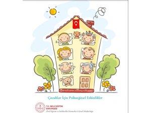 'Elif ile Alp' serisinin 4'üncü kitabı yayımlandı