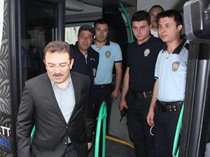 İstanbul Emniyet Müdürü'nden Gezi olayları açıklaması