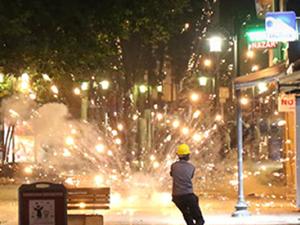 Gezi Parkı olaylarının 1. yıldönümünde polis Taksim'de