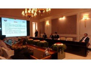 Kırklareli'nde Gönül Kapısı proje tanıtım toplantısı yapıldı