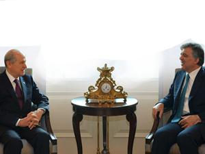 Abdullah Gül: Erdoğan'ı hevesli gördüm!