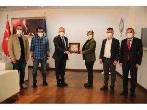 Büyükşehir'de Cumhurbaşkanlığı Bisiklet Turu görüşüldü