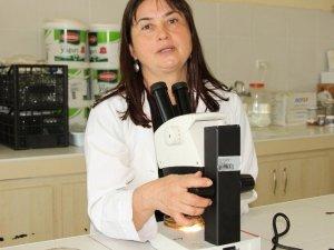Prof. Dr. Sullivan'dan 1 milyon 155 bin TL'lik bütçeli proje