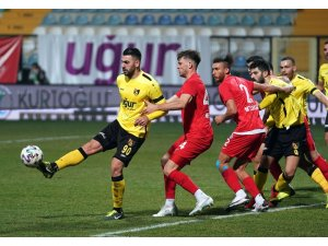 TFF 1. Lig: İstanbulspor: 0 - Ankara Keçiörengücü: 0