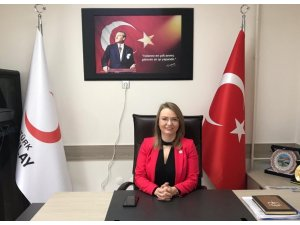 Türk Kızılay Bilecik Kadın Kolları Başkanlığa Sevcan Uzun atandı