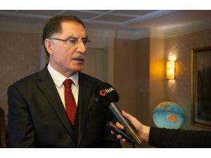 """KDK Başdenetçisi Malkoç: """"Cumhurbaşkanımızın açıkladığı İnsan Hakları Eylem Planı'nı çok benimsiyoruz"""""""